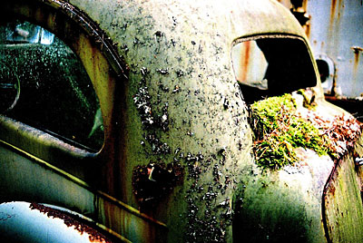 Rust never sleeps - Ford Anglia E494