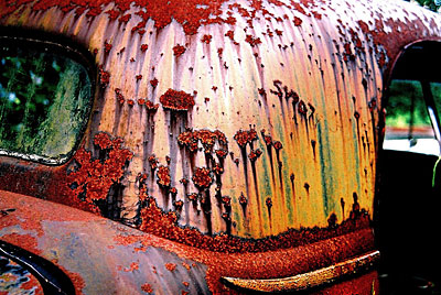 Rust never sleeps - Mercedes-170