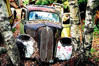 Rust never sleeps- Ford Anglia 2