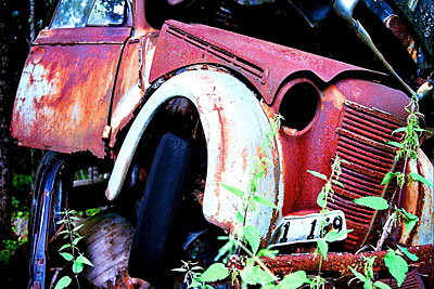 Rust never sleeps - Opel Kadett Bj.1936